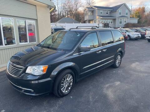 2011 Chrysler Town and Country for sale at Autowright Motor Co. in West Boylston MA
