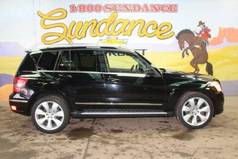 2010 Mercedes-Benz GLK for sale at Sundance Chevrolet in Grand Ledge MI