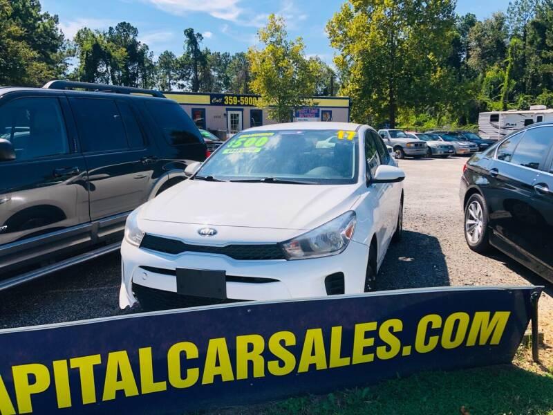 2019 Kia Rio for sale at Capital Car Sales of Columbia in Columbia SC