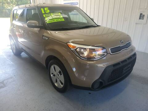 2015 Kia Soul for sale at Bailey Family Auto Sales in Lincoln AR