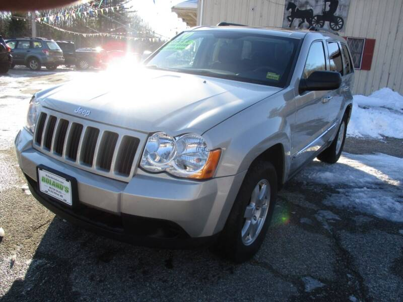 2010 Jeep Grand Cherokee for sale at Roland's Motor Sales in Alfred ME