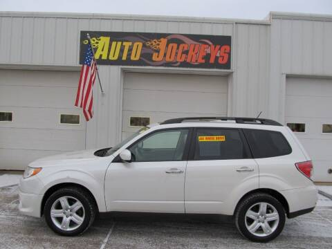 2009 Subaru Forester for sale at AUTO JOCKEYS LLC in Merrill WI