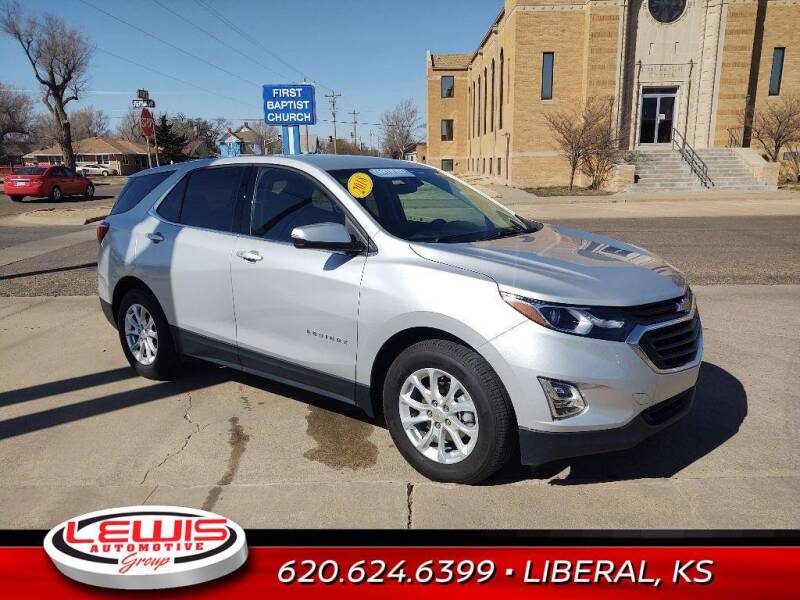 2018 Chevrolet Equinox for sale at Lewis Chevrolet Buick of Liberal in Liberal KS