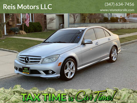 2010 Mercedes-Benz C-Class for sale at Reis Motors LLC in Lawrence NY