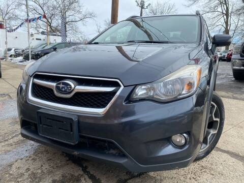 2015 Subaru XV Crosstrek for sale at Best Cars R Us in Plainfield NJ