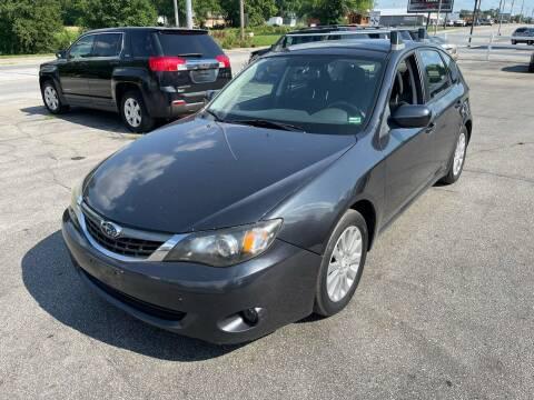 2008 Subaru Impreza for sale at Auto Choice in Belton MO
