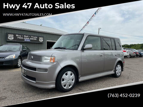 2006 Scion xB for sale at Hwy 47 Auto Sales in Saint Francis MN