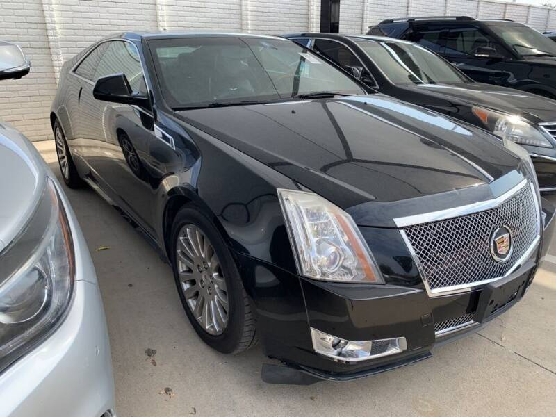 2011 Cadillac CTS for sale at Excellence Auto Direct in Euless TX