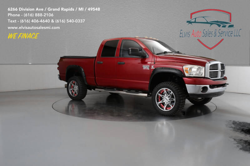 2008 Dodge Ram Pickup 2500 for sale at Elvis Auto Sales LLC in Grand Rapids MI