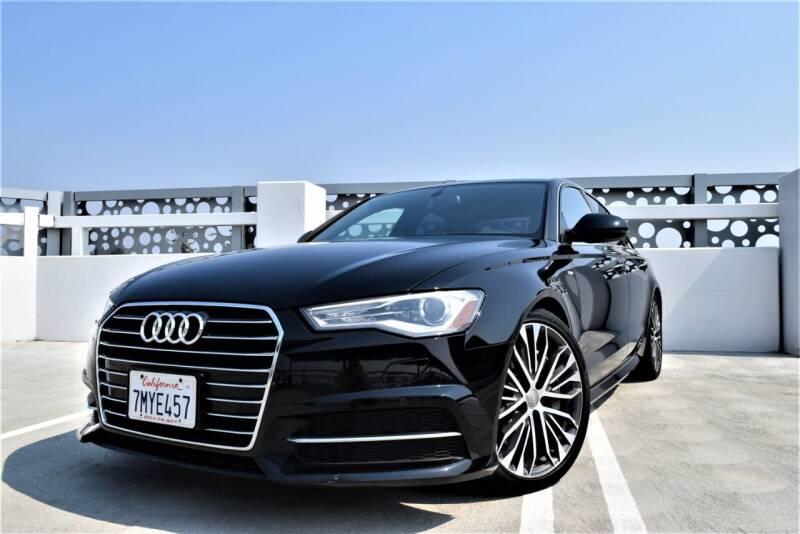 2016 Audi A6 for sale at Dino Motors in San Jose CA