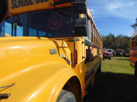 1998 International Thomas for sale at Interstate Bus Sales Inc. in Wallisville TX