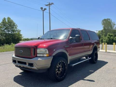 2004 Ford Excursion for sale at Instant Auto Sales - Lancaster in Lancaster OH