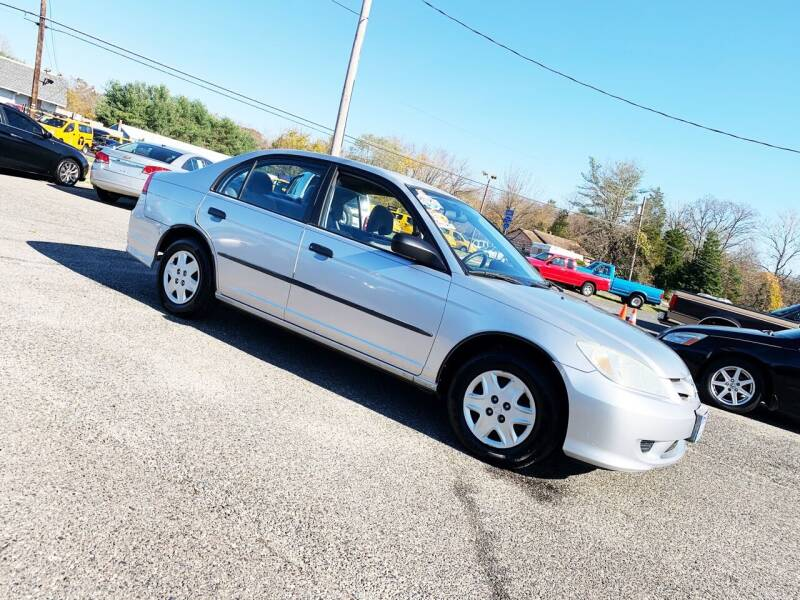 2005 Honda Civic for sale at New Wave Auto of Vineland in Vineland NJ
