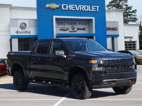 2021 Chevrolet Silverado 1500 for sale at PHIL SMITH AUTOMOTIVE GROUP - SOUTHERN PINES GM in Southern Pines NC