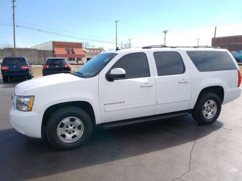 2014 Chevrolet Suburban for sale at Big Boys Auto Sales in Russellville KY