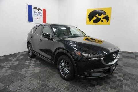 2017 Mazda CX-5 for sale at Carousel Auto Group in Iowa City IA