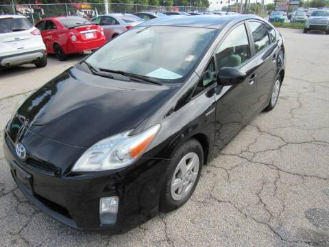 2010 Toyota Prius for sale at King of Auto in Stone Mountain GA