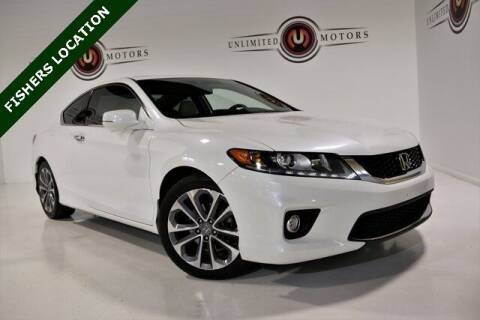 2015 Honda Accord for sale at Unlimited Motors in Fishers IN