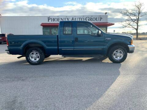 2000 Ford F-250 Super Duty for sale at PHOENIX AUTO GROUP in Belton TX