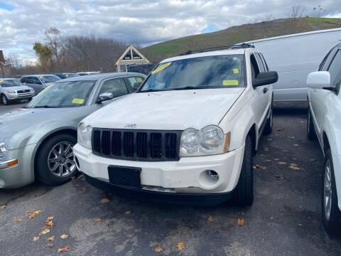 2005 Jeep Grand Cherokee for sale at Auto Gallery in Taunton MA