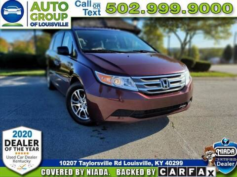 2013 Honda Odyssey for sale at Auto Group of Louisville in Louisville KY
