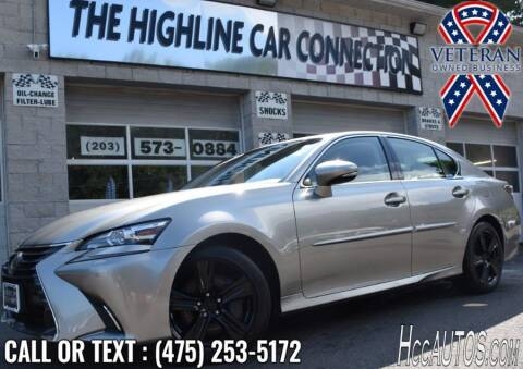 2017 Lexus GS 350 for sale at The Highline Car Connection in Waterbury CT