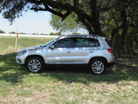 2013 Volkswagen Tiguan for sale at Village Motors Of Salado in Salado TX