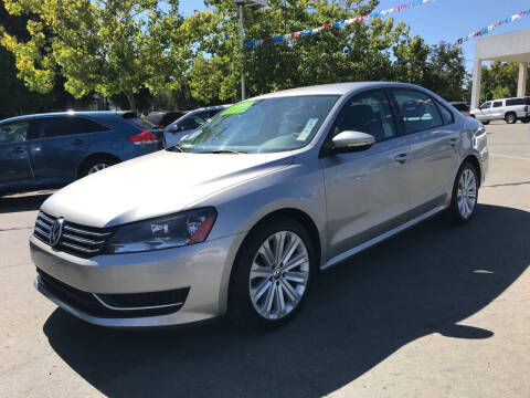 2012 Volkswagen Passat for sale at Autos Wholesale in Hayward CA