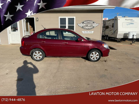 2010 Hyundai Accent for sale at Lawton Motor Company in Lawton IA