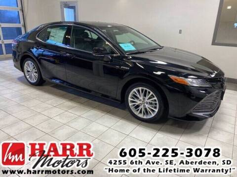 2020 Toyota Camry Hybrid for sale at Harr's Redfield Ford in Redfield SD