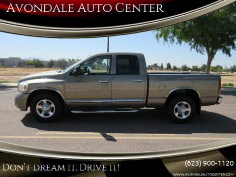 2006 Dodge Ram Pickup 2500 for sale at Avondale Auto Center in Avondale AZ
