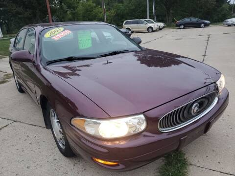 2004 Buick LeSabre for sale at Kachar's Used Cars Inc in Monroe MI