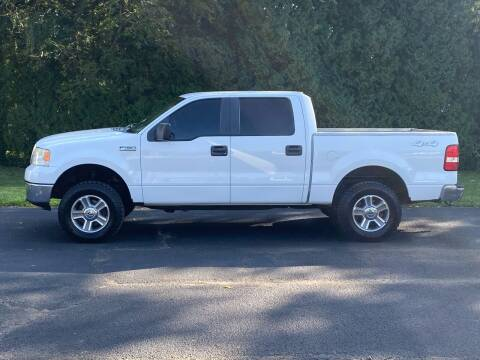 2008 Ford F-150 for sale at All American Auto Brokers in Anderson IN