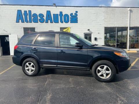 2008 Hyundai Santa Fe for sale at Atlas Auto in Rochelle IL