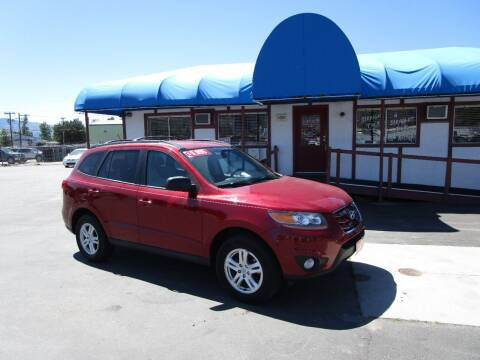 2011 Hyundai Santa Fe for sale at Jim's Cars by Priced-Rite Auto Sales in Missoula MT