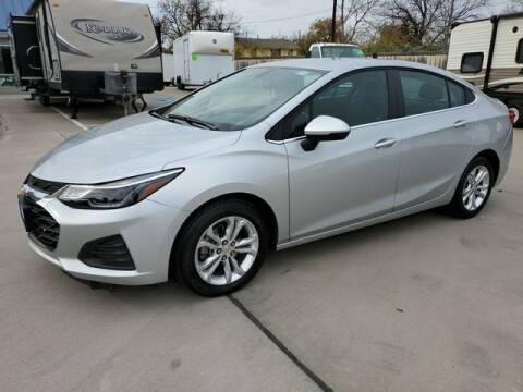 2019 Chevrolet Cruze for sale at Kell Auto Sales, Inc - Grace Street in Wichita Falls TX