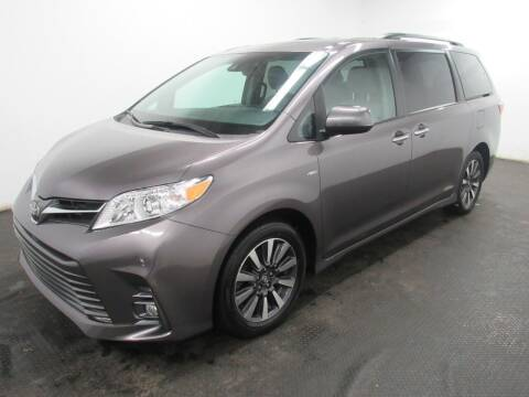 2019 Toyota Sienna for sale at Automotive Connection in Fairfield OH