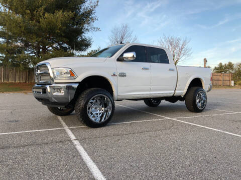 2013 RAM Ram Pickup 2500 for sale at Superior Wholesalers Inc. in Fredericksburg VA