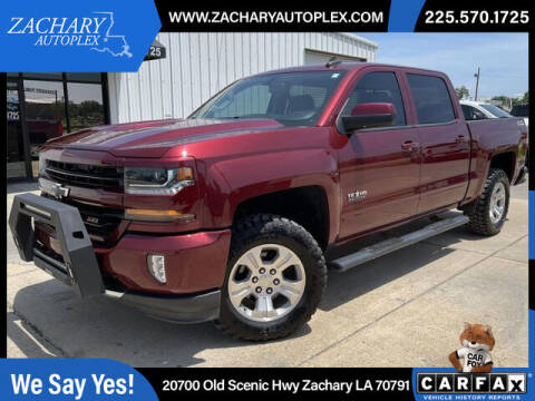 2017 Chevrolet Silverado 1500 for sale at Auto Group South in Natchez MS