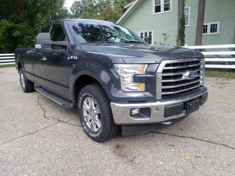 2017 Ford F-150 for sale at Marvel Automotive Inc. in Big Rapids MI