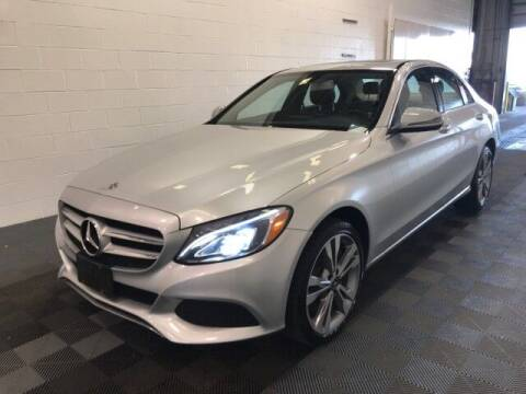 2018 Mercedes-Benz C-Class for sale at WCG Enterprises in Holliston MA