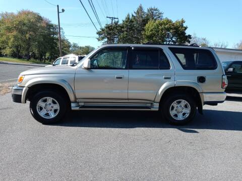 2002 Toyota 4Runner for sale at DND AUTO GROUP 2 in Asbury NJ