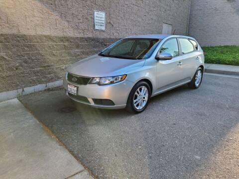 2012 Kia Forte5 for sale at SafeMaxx Auto Sales in Placerville CA