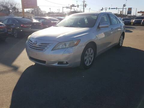 2009 Toyota Camry for sale at Nile Auto in Fort Worth TX