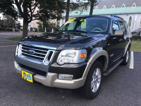 2008 Ford Explorer for sale at Boston Auto World in Quincy MA