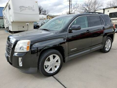 2010 GMC Terrain for sale at Kell Auto Sales, Inc - Grace Street in Wichita Falls TX