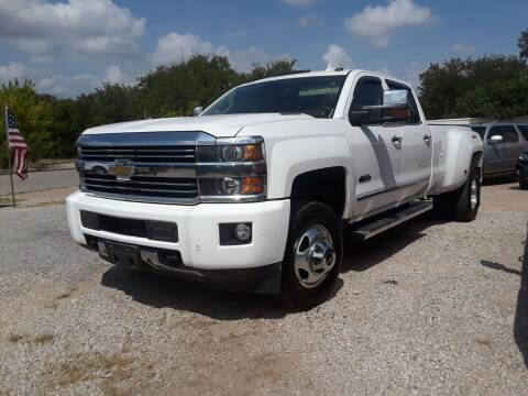 2015 Chevrolet Silverado 3500HD for sale at Speedway Motors TX in Fort Worth TX