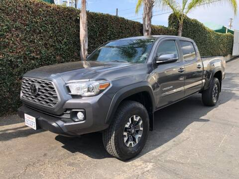 2021 Toyota Tacoma for sale at Elite Dealer Sales in Costa Mesa CA