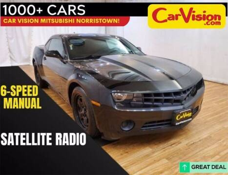 2012 Chevrolet Camaro for sale at Car Vision Buying Center in Norristown PA