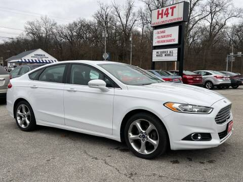 2013 Ford Fusion for sale at H4T Auto in Toledo OH